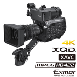SONY PXW-FS7M2K 4K対応XDCAMメモリーカムコーダー