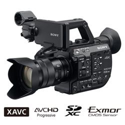 PXW-FS5M2K(レンズ付)