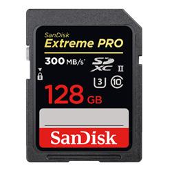 SDXCカード128GB