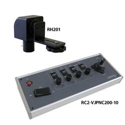 RH201H + RC2-VJPNC200-10 超小型リモコン雲台