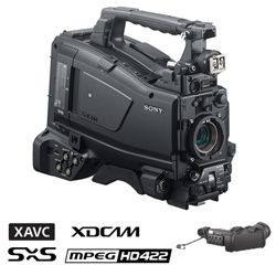 PXW‐X400(レンズなし)